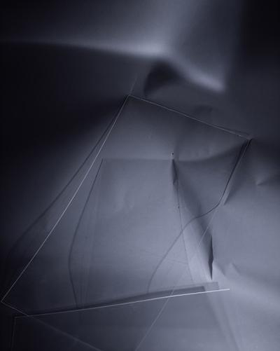 Barbara Kasten, Studio Construct 125, 2011, Archival pigment print.