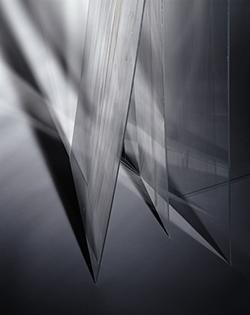 Barbara Kasten, Studio Construct 69, 2008, Archival pigment print.