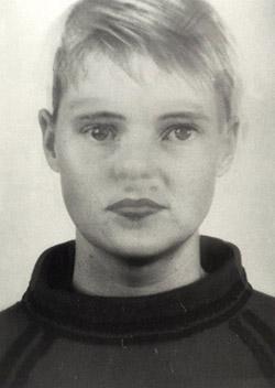 Thomas Ruff, Andere Portrait, 1985.